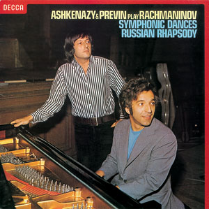Russian Rhapsody for 2 pianos